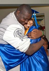 graduation-hug