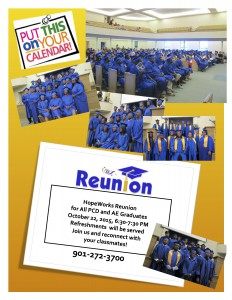 HW PCD Alumni Reunion 2015