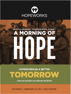 A Morning of Hope 2017